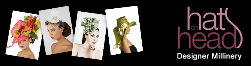 Welcome to Hatsonheads Designer Millinery